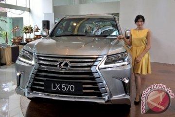 Pesan sekarang, Lexus All New LX 570 diterima Juni