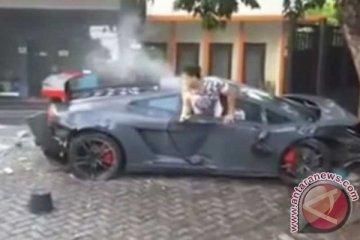 Pengemudi Lamborghini maut hanya divonis 5 bulan penjara