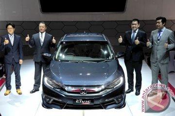 All New Honda Civic untuk kembalikan gairah segmen sedan di Indonesia