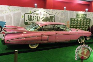 Cadillac Elvis Presley bekas Ali Sadikin mejeng di IIMS