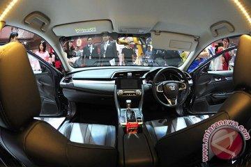 All New Civic di IIMS punya paket purnajual yang handal