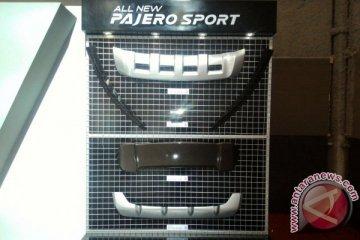 Aksesori resmi All New Pajero Sport