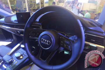 All New Audi A4 langsung ludes