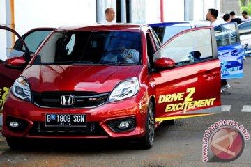Honda tembus penjualan 150.000 mobil hingga September