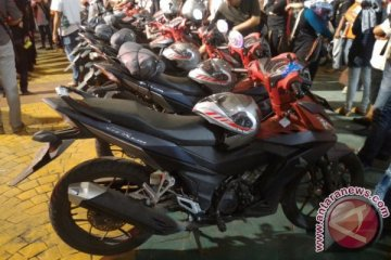 300 unit Supra GTR 150 terpesan di Sulselbartra-Maluku