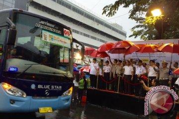 AHM sediakan bus mudik untuk 2.295 konsumennya