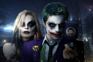 "Ketakutan Margot Robbie hadapi Jared ""Joker"" Leto"
