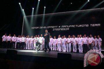 Honda CBR250RR akan diproduksi 25 ribu unit per tahun di Indonesia