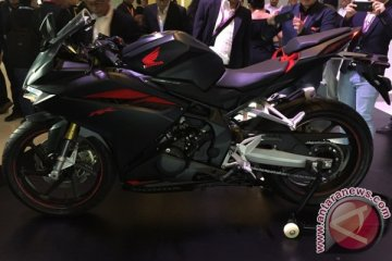 AHM perkenalkan All New Honda CBR250RR pertama di dunia