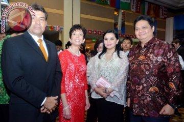 Airlangga Hartarto perkuat kerja sama industri Indonesia-Swiss