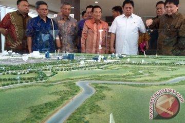 Menperin pantau pembangunan kawasan industri JIIPE