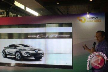 Toyota C-HR dan FCV Plus akan mejeng di GIIAS 2016