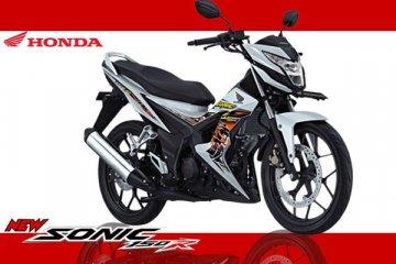 AHM hadirkan warna baru New Honda Sonic 150R
