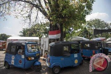 20 bajaj mulai beroperasional di kecamatan Bekasi Timur