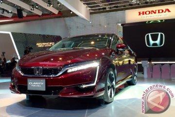 Honda-Isuzu perkuat kemitraan riset mobil berbahan bakar hidrogen