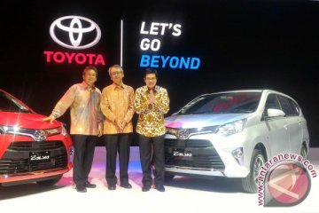 Toyota Calya tipe G Manual paling banyak dipesan konsumen