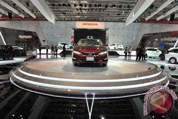 Honda Clarity Fuel Cell mungkin hadir di Indonesia 2025
