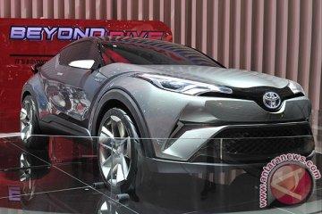 Toyota C-HR kemungkinan hadir tahun ini di Indonesia