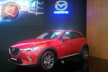 Pajang CX-3, Mazda uji tanggapan pasar Indonesia