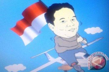 HUT Ke-71 RI Ongen hadirkan Drone karyanya bagi NKRI