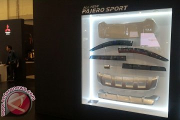 5 aksesori gratis jika beli Pajero Sport Exceed saat pameran