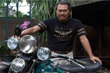 Nanan Sukarna ubah citra klub Harley jadi inklusif