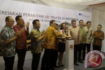 UD Trucks resmikan fasilitas perakitan di Indonesia