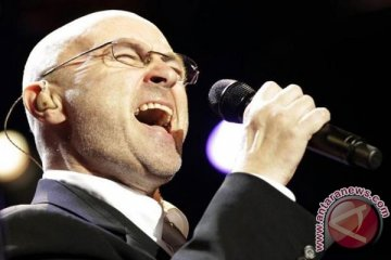 Phil Collins manggung lagi