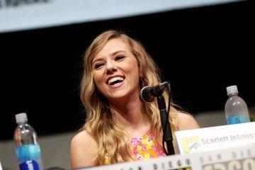 "Scarlett Johansson hadiri peluncuran trailer ""Ghost in The Shell"""