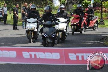 Sepeda motor listrik impor tidak dapat insentif pajak