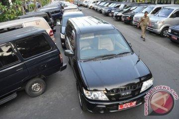 Pemprov tarik paksa kendaraan dinas mantan pejabat