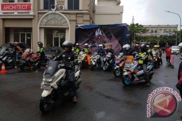 Nmax Bekasi Community gelar Anniversary pertama