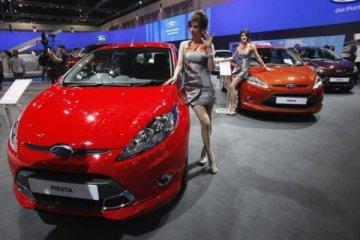 Ford dikabarkan akan kurangi 1.100 pekerja di pabrik Wales