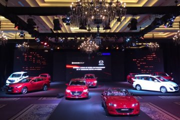 Apple CarPlay dan Android Auto ada di semua Mazda mendatang