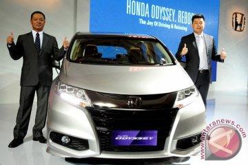 Ini spesifikasi Honda Odyssey generasi kelima untuk Indonesia