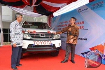 Toyota Indonesia Sumbang Fortuner