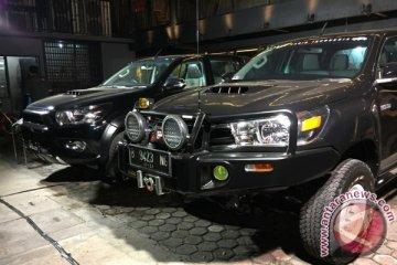 Tunas Toyota ajak komunitas Double Cabin menjajal All New Hilux