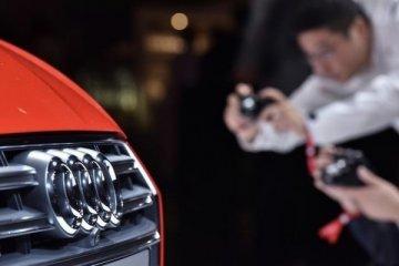 Audi investasi 14 miliar euro untuk mobilitas elektrik, mobil swakemudi