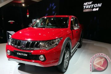 Mitsubishi Pajero Limited dan Triton Athlete hadir tahun ini