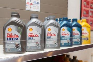 Pasar otomotif lesu, Shell klaim bisnis olinya tumbuh