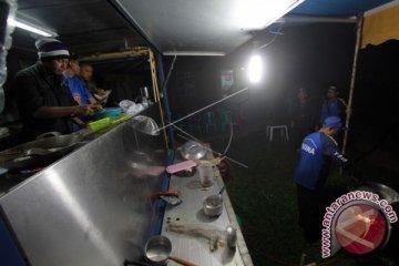 Dapur Umum Korban Banjir Bulango Utara