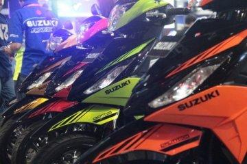 Suzuki siapkan 11 sepeda motor terbaru sepanjang 2018