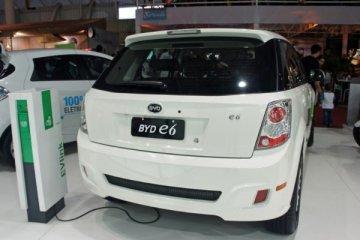Industri kendaraan ramah lingkungan China berkembang cepat