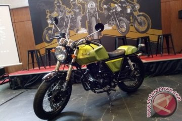 Cleveland jual lima model motor di Indonesia