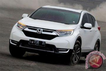 Honda CR-V Turbo jelajah nusantara lintasi 34 provinsi