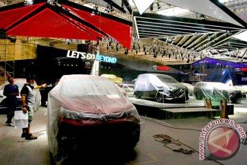 Penjualan mobil 2018 lampaui 1,1 juta unit, separuhnya dari grup Astra