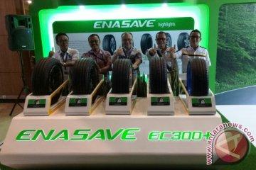 Dunlop pamerkan ban ramah lingkungan Enasave EC300+ di GIIAS 2017
