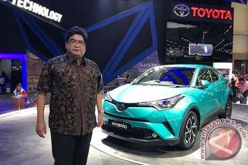Ekspor Toyota Indonesia tumbuh dua persen pada triwulan I 2019