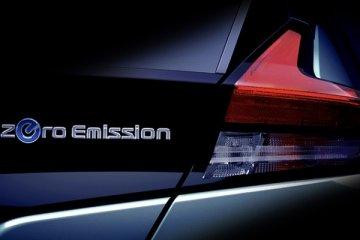 New Nissan Leaf unjuk diri bulan depan