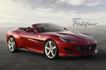 Ferrari hadirkan Portofino, pengganti California T